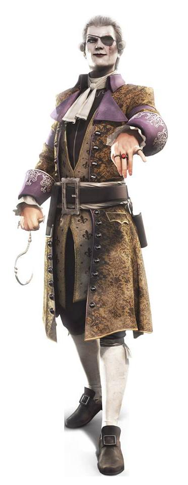 Alphonse de Marigot