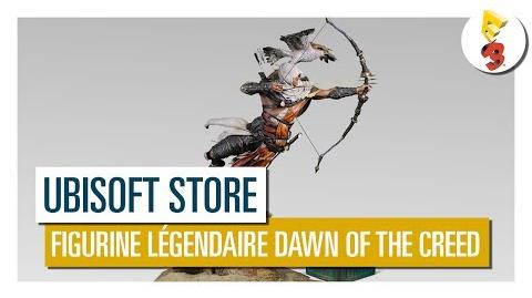 Assassin's Creed Origins - Figurine Légendaire Dawn of The Creed OFFICIEL VF HD