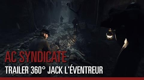 Assassin's Creed Syndicate – Trailer 360° Jack l'Éventreur