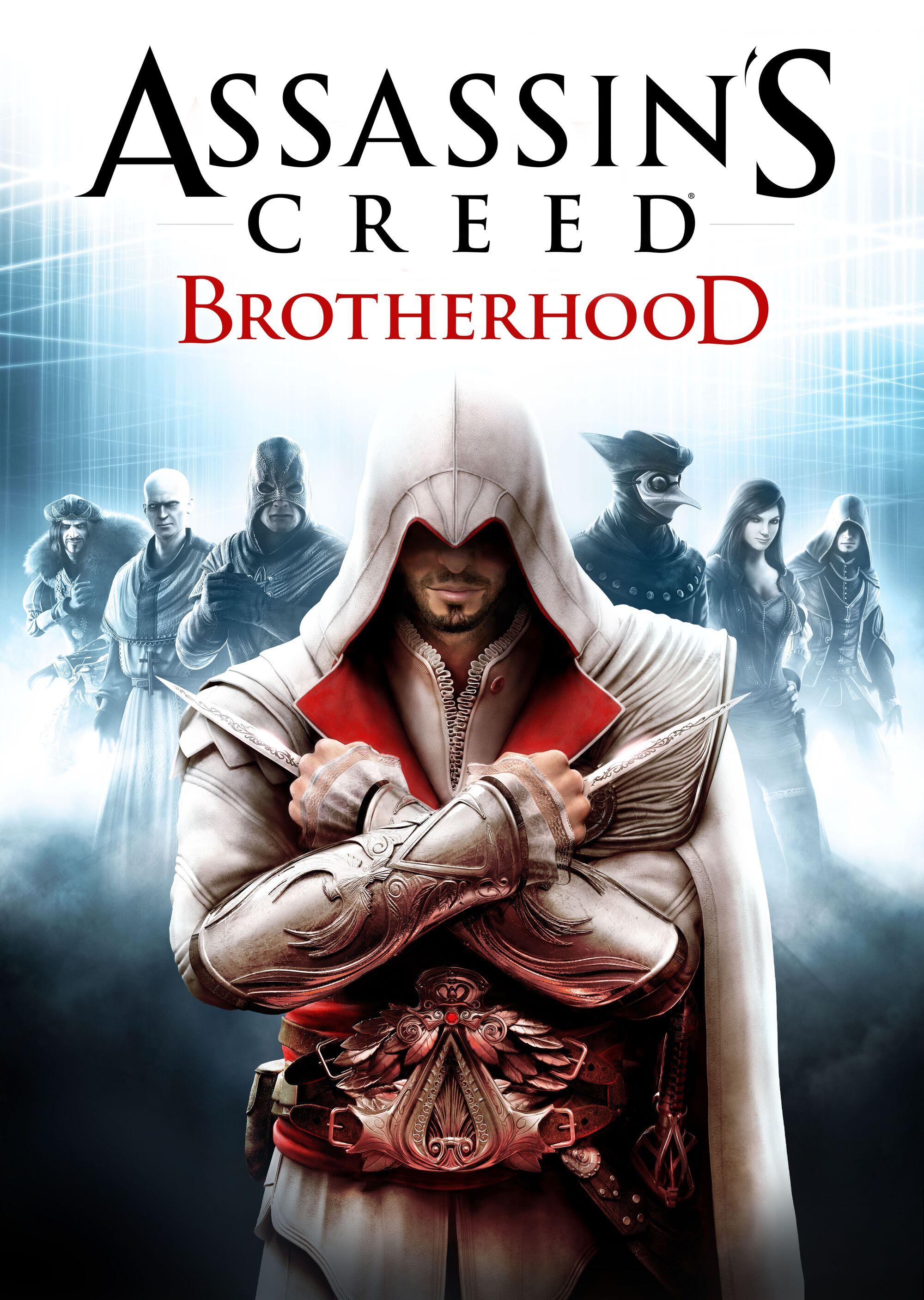 Assassin's Creed Brotherhood   Assassin's Creed Wiki   Fandom