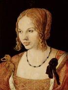 Ritratto di giovane veneziana