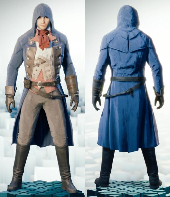 Arno Dorian's robes