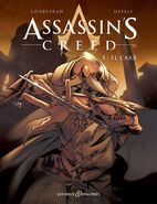 Assassin's Creed fumetto francese cover El Cakr