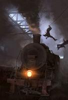 ACS Steam Engines - Concept Art