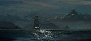 ACIV Navire Nuit concept