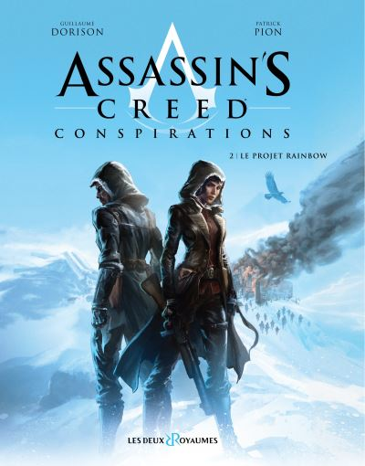 Assassin's Creed Conspirations Tome 2: Le Projet Rainbow