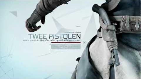 Assassin's Creed III - Connor-trailer