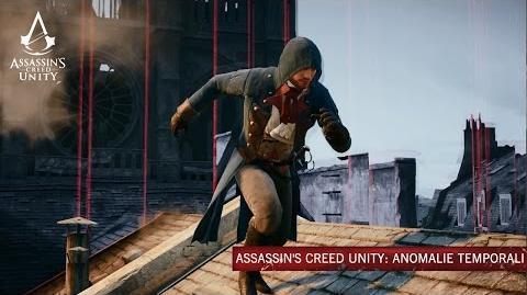 Assassin's Creed Unity Anomalie temporali XBL IT