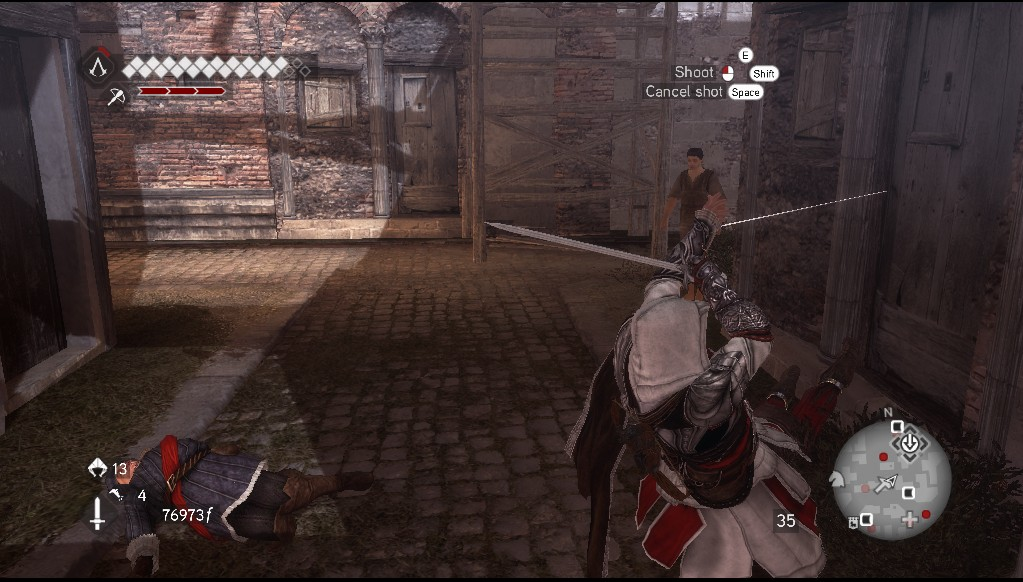 Assassin of persia/What the hell...
