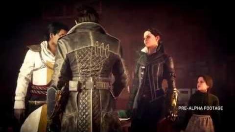 Assassin's Creed Syndicate E3 játékmenet bemutató (magyar felirattal)