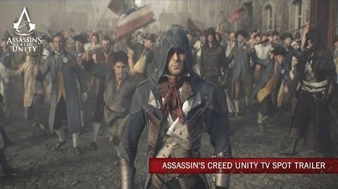 NielsAC/Sluipmoordenaarsnieuws 27-10-'14 - Nieuwe Assassin's Creed: Unity trailers