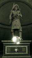 Statue Qulan Gal