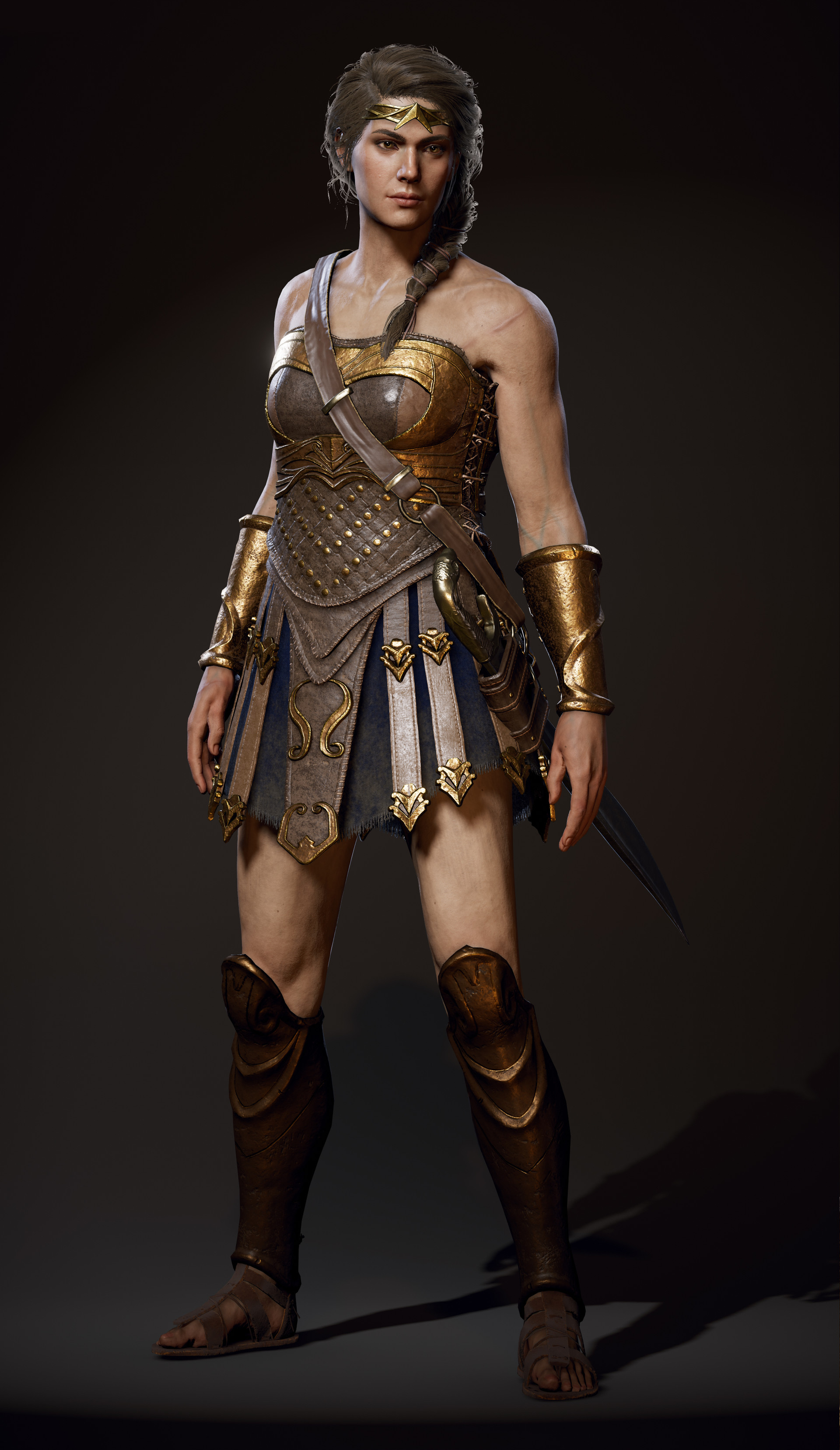 Assassin's Creed: Odyssey outfits