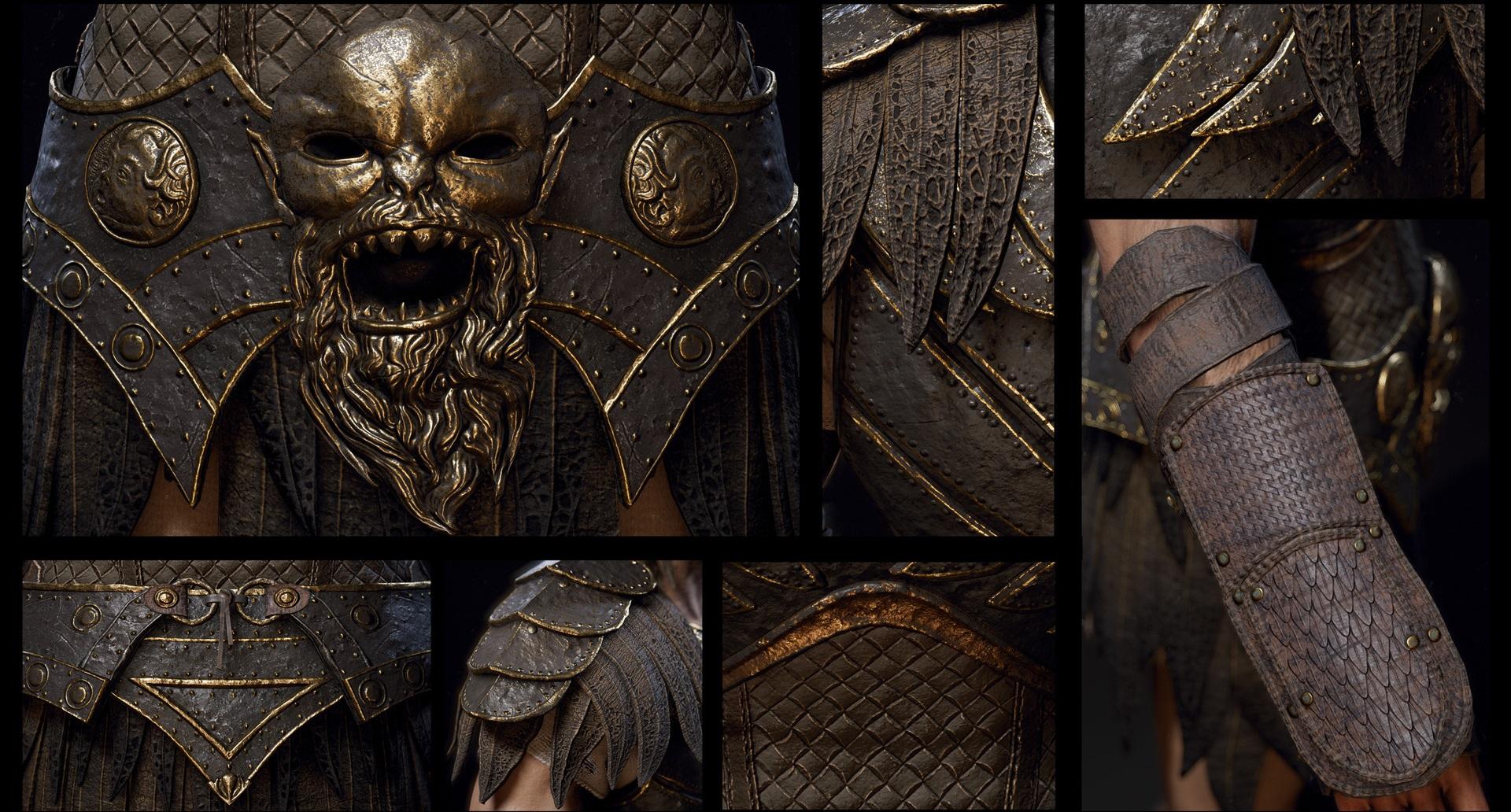 Armor of Kronos