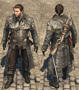 ACRG Templar stealth outfit