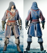 ACU Tailored Musketeer Outfit