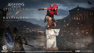 Assassin's Creed Odyssey - Kassandra Collectible