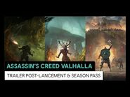 Assassin's Creed Valhalla - Trailer Post-Lancement & Season Pass -OFFICIEL- VOSTFR