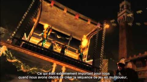 Assassin's Creed Brotherhood - Journaux de développement 4