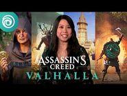 Assassin's Creed Valhalla - Trailer Ubisoft Forward Juin 2021 (VOSTFR)
