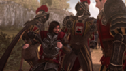 Cesare arreté