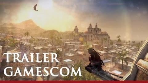 Trailer Gamescom Assassin's Creed 4 Black Flag FR - OFFICIEL