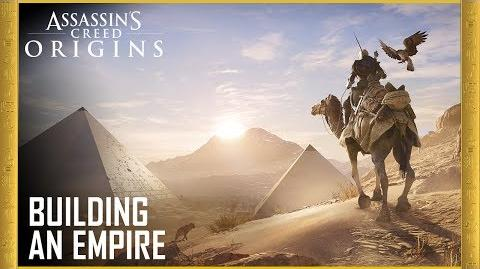 Assassin's Creed Origins E3 2017 - Строя империю