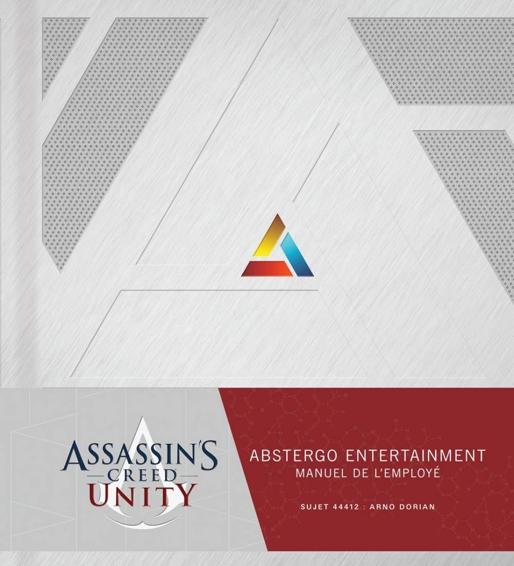Assassin's Creed Unity: Abstergo Entertainment, manuel de l'employé