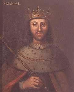 葡萄牙的曼努埃尔一世