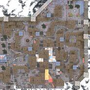 Vue aérienne du quartier de Galata