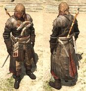 AC4 Armatura Templare