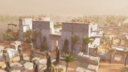 ACO Temple of Horus overview