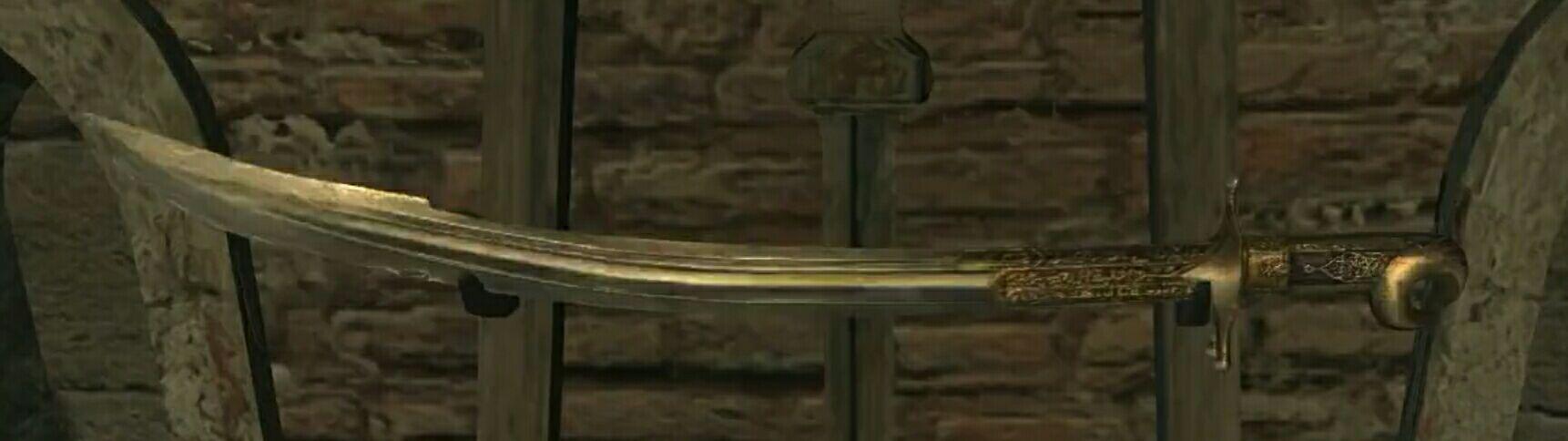 尤瑟夫的土耳其弯刀