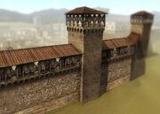 ACII Monteriggioni Tower Concept Art