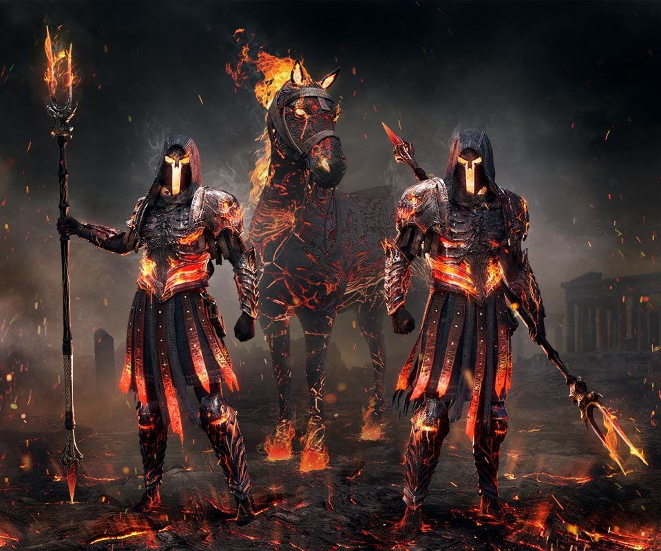 Underworld Mythical Pack