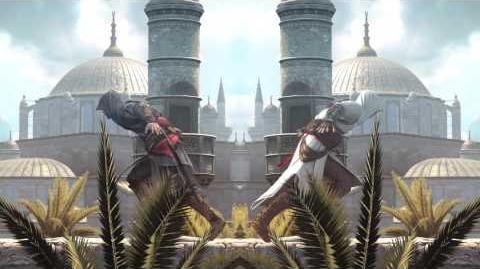 Assassin's Creed Revelations Gamescom 2011 Gameplay Trailer