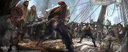 ACIV Pirates Duel concept