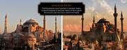 Imperial district Hagia Sophia