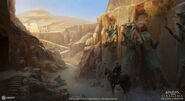 ACO CotP Valley of the Kings Concept Art 1 - Erin Abeo