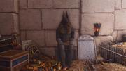 ACO Statue of Anubis