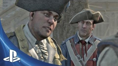 Dr Mutran/Assassin's Creed 3 - Benedict Arnold Trailer