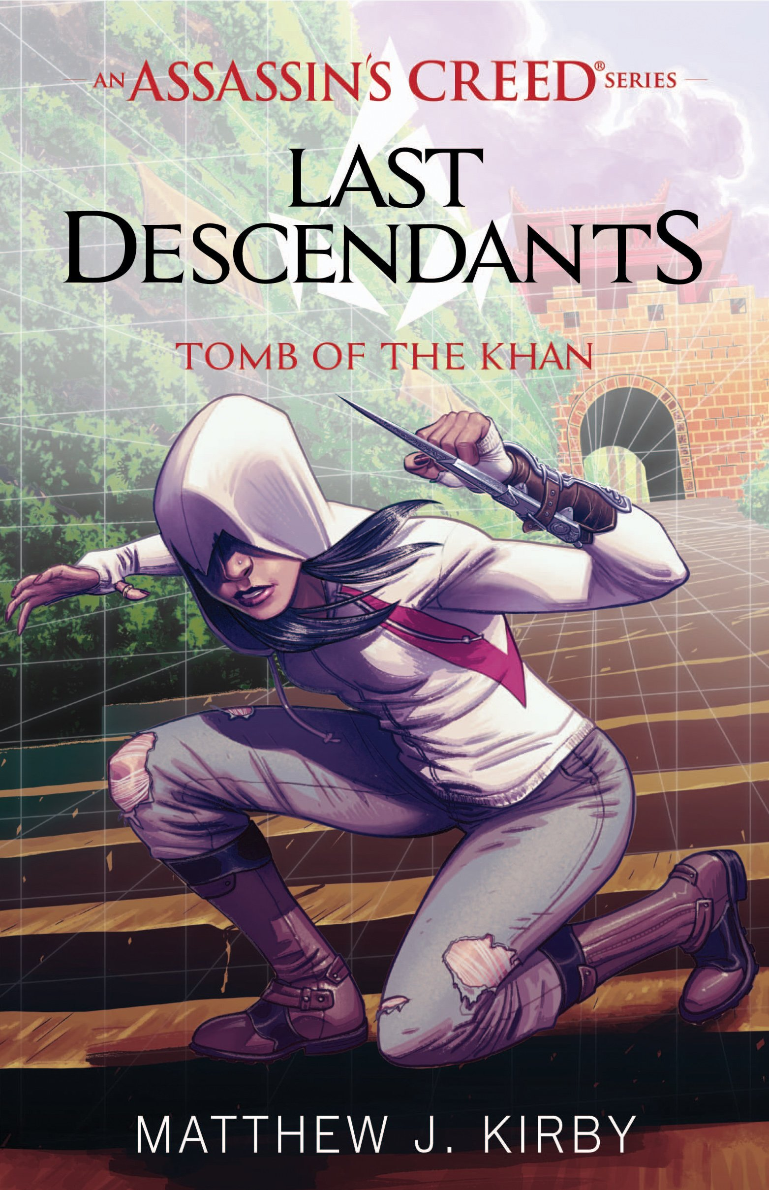 Assassin's Creed: Last Descendants – Tomb of the Khan