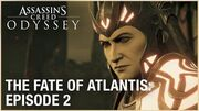 Assassin's Creed Odyssey The Fate of Atlantis Episode 2 Ubisoft NA