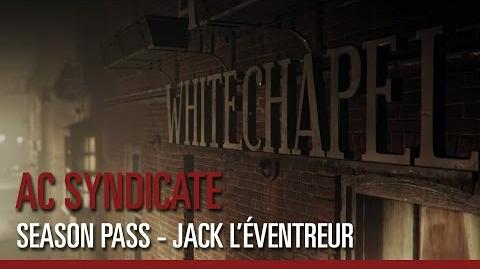 Assassin's Creed Syndicate Season Pass – Jack l'Éventreur