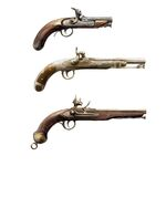 Assassins-Creed-IV-Black-Flag Pistols VincentGaigneux