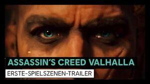 AUT Assassin's Creed Valhalla Erste-Spielszenen-Trailer