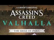 Haìsæti - Assassin's Creed Valhalla – The Siege of Paris (OST) - Stephanie Economou