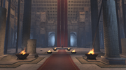 ToKW Pyramid Throne Room 1