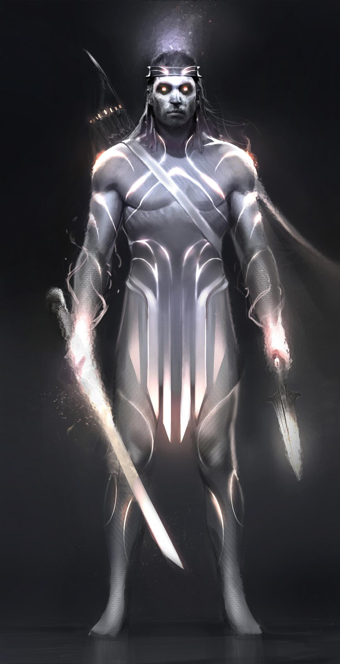 Celestial Suit Set