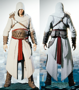 ACU Altair Outfit